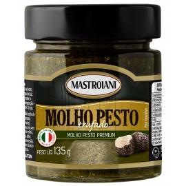 Molho Pesto Trufado Mastroiani Pote 135g