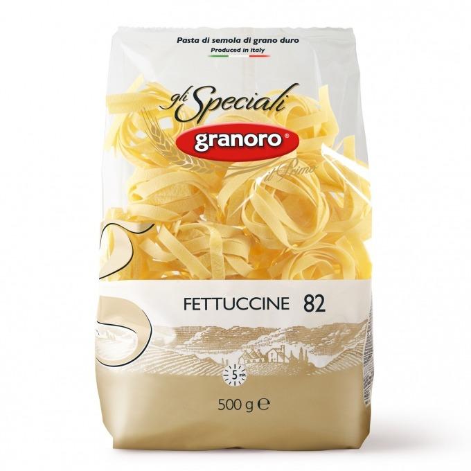 Pasta Grano Duro Fetuccini Granoro 500g