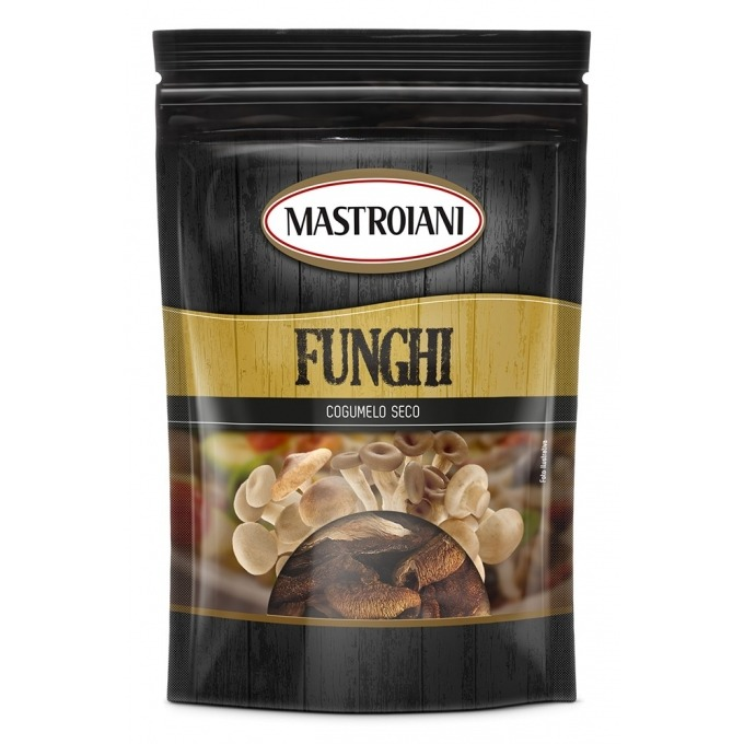 Cogumelo Shitake Seco Mastroiani 150 gr