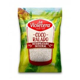 Coco Ralado La Violetera 100g