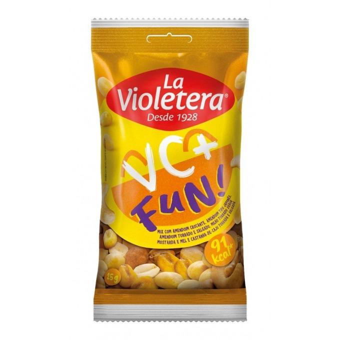 Mix Vc + Fun La Violetera 25 gr