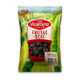 Ameixa seca com caroço La Violetera de 500 gr
