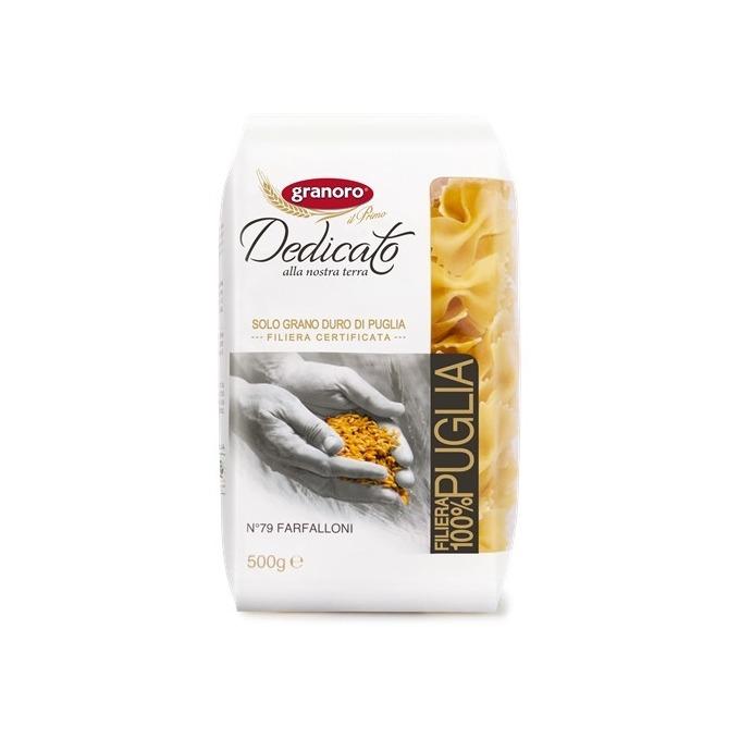 Pasta Grano Duro Farfalloni Granoro 500 gr