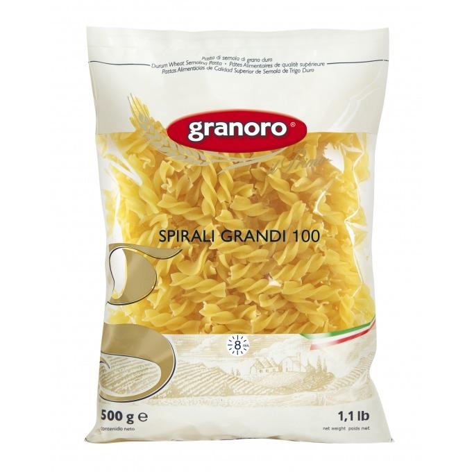 Pasta Grano Duro Fusilli Spirali Grandi Granoro 500g