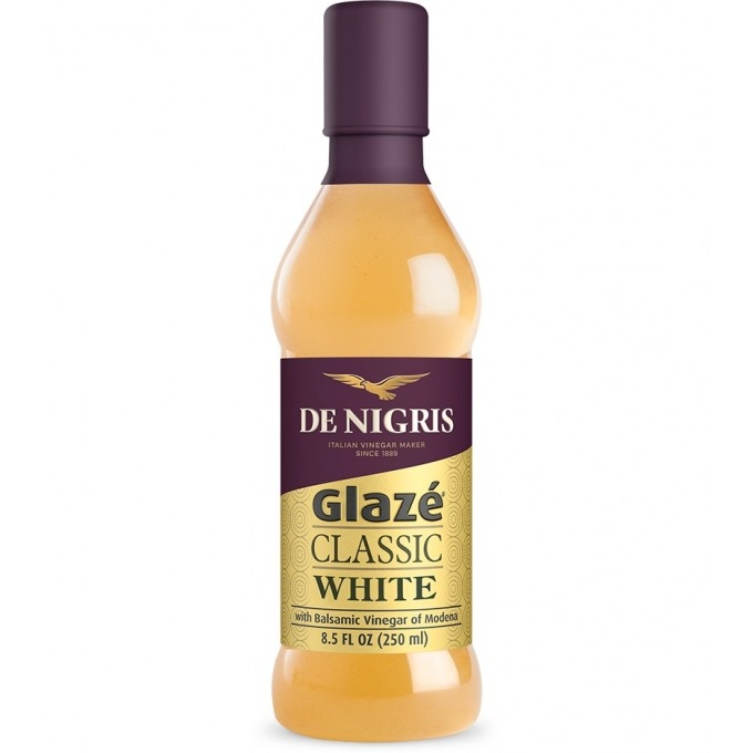 Glazé Vinho Branco De Nigris 250 ml