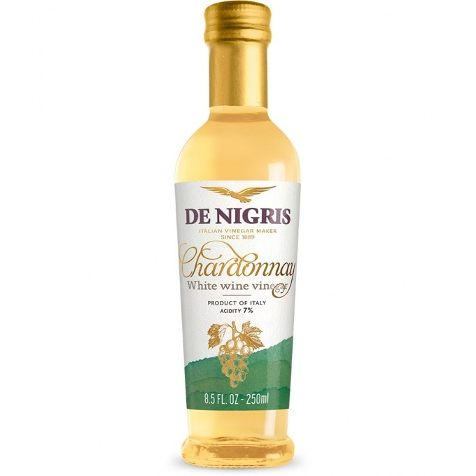 Aceto Vinho Chardonnay De Nigris 250 ml