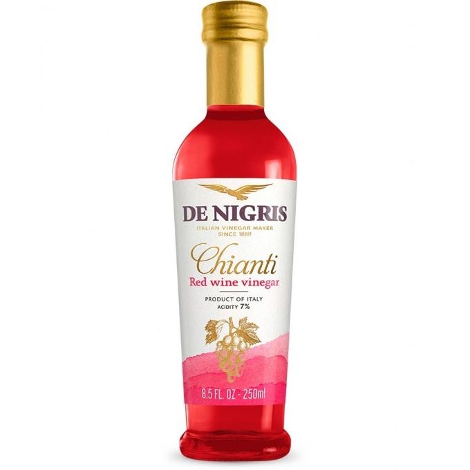 Aceto Vinho Tinto Chianti De Nigris 250 ml