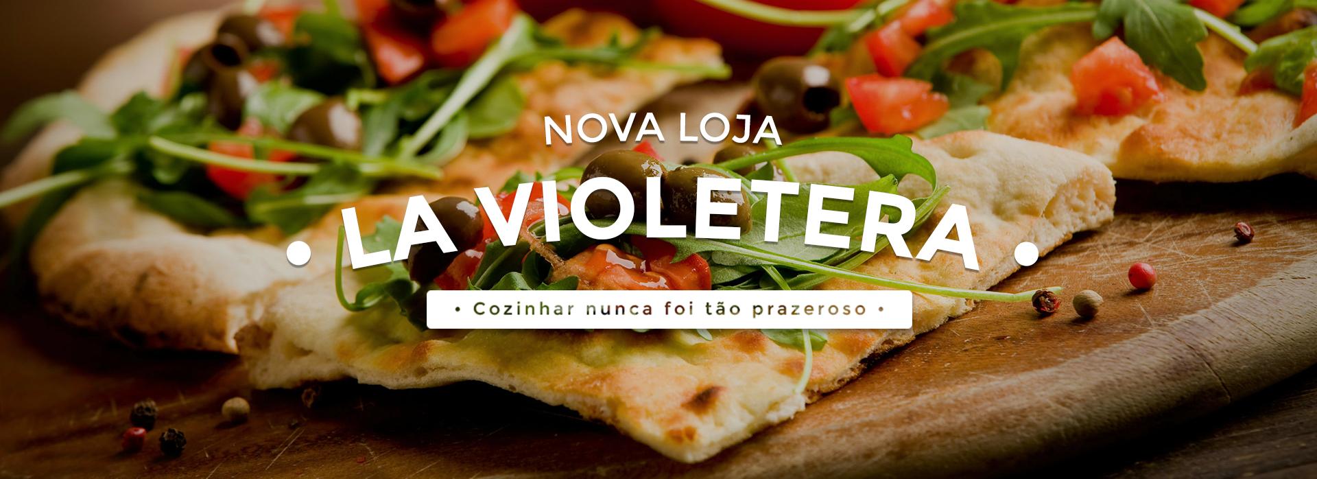 Nova Loja La Violetera